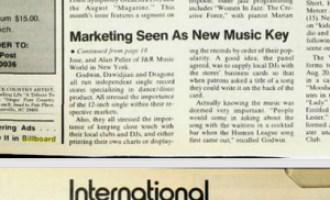 billboard -- kozak July 82 -- retail - 2