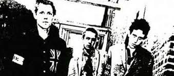 The Clash, free of tory crimes. Photo by Kate Simon.
