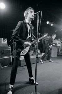 The Jam in Boston, 1978(Jeff Albertson/CORBIS).